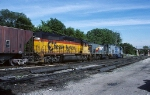 CSXT 1514 1216 & 6087